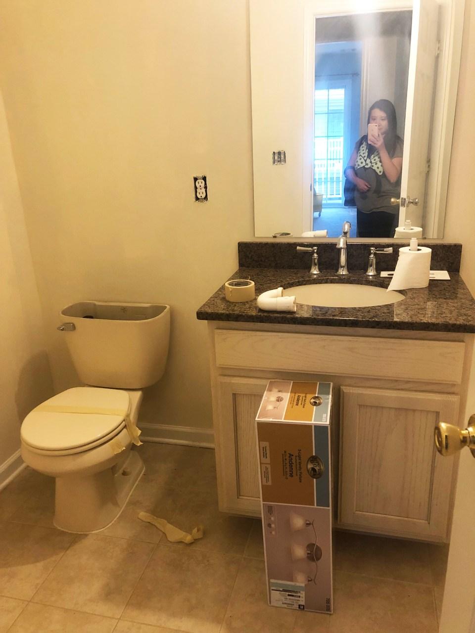Bathroom Update 24