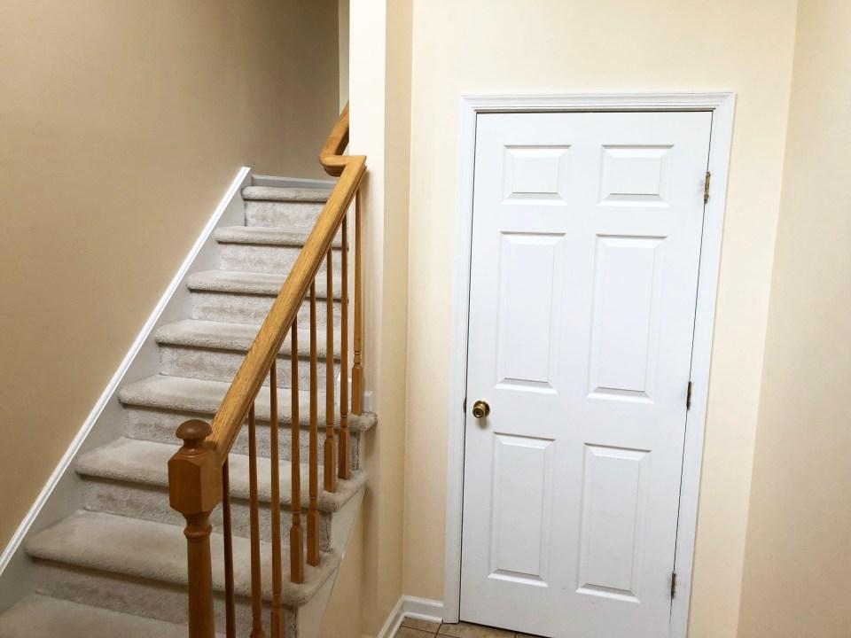 Foyer - Stairs Update 1
