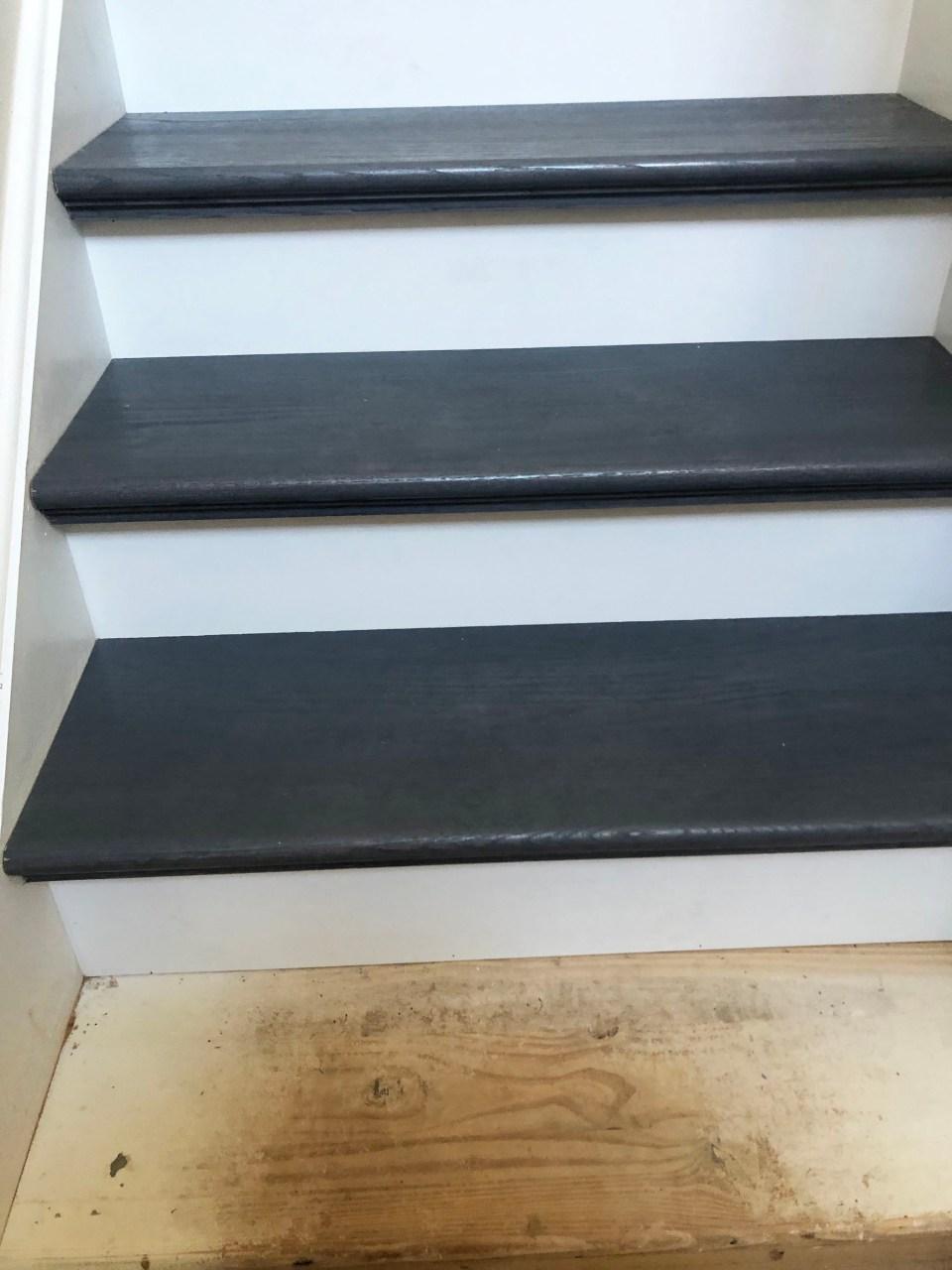 Foyer - Stairs Update 12