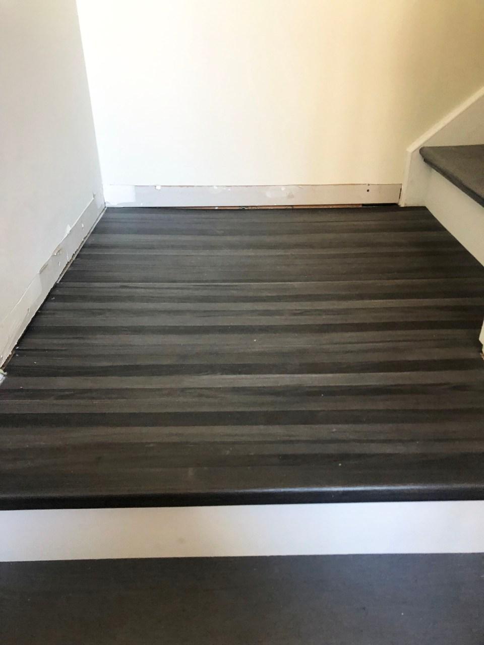 Foyer - Stairs Update 13