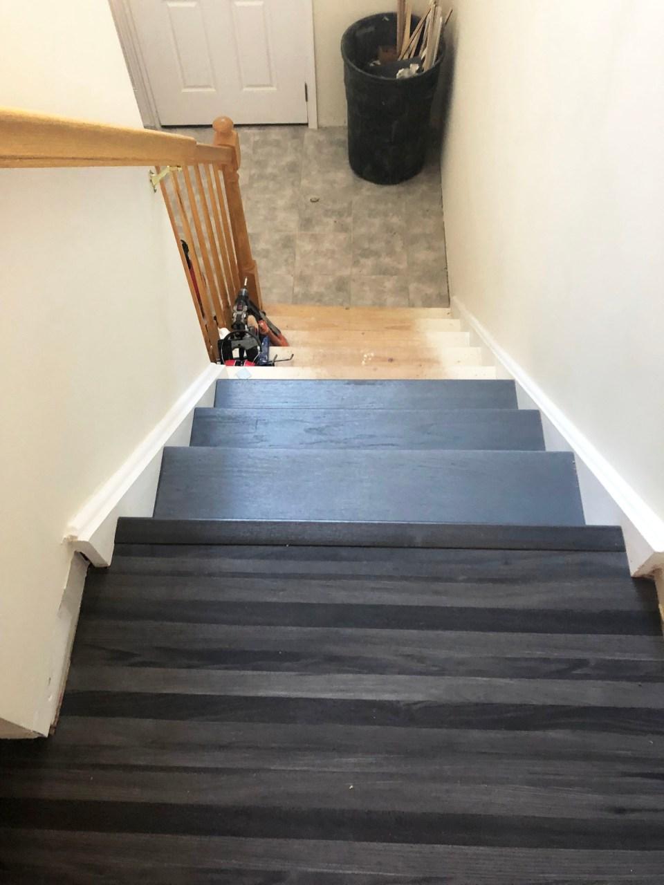 Foyer - Stairs Update 16