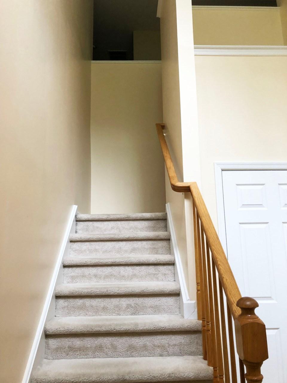 Foyer - Stairs Update 2