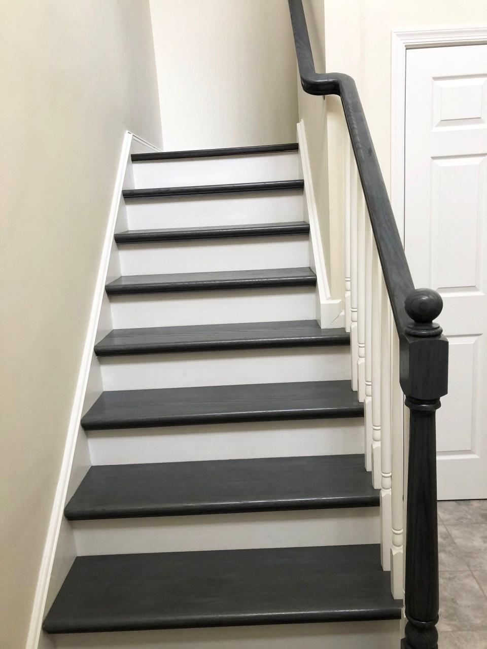 Foyer - Stairs Update 27
