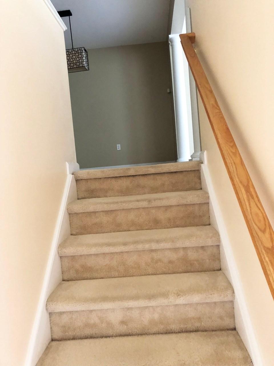 Foyer - Stairs Update 3