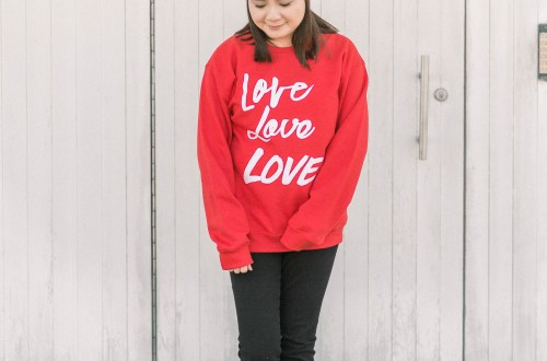 Love love love sweatshirt