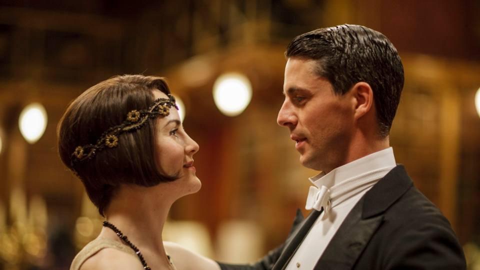 Matthew Goode - Downton Abbey