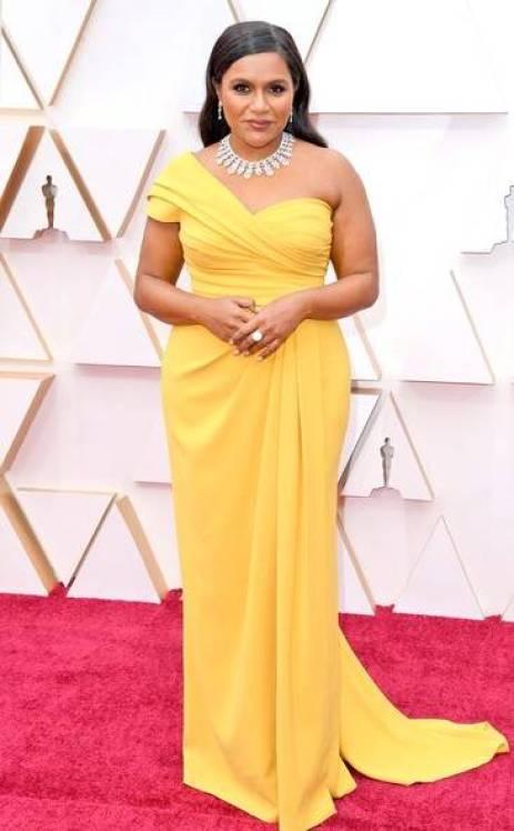 Mindy Kaling - Oscars 2020