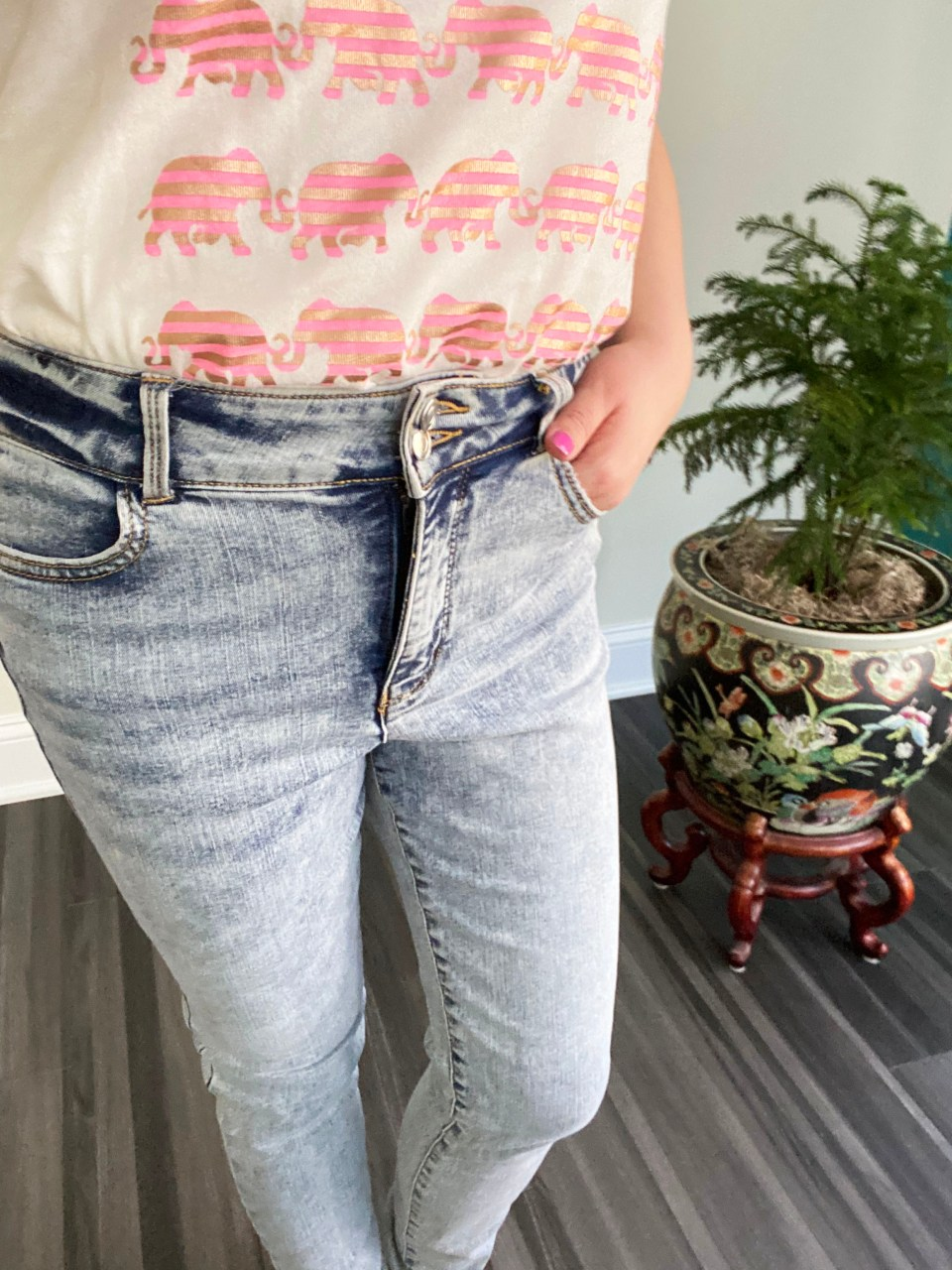 Acid Wash Jeans 10