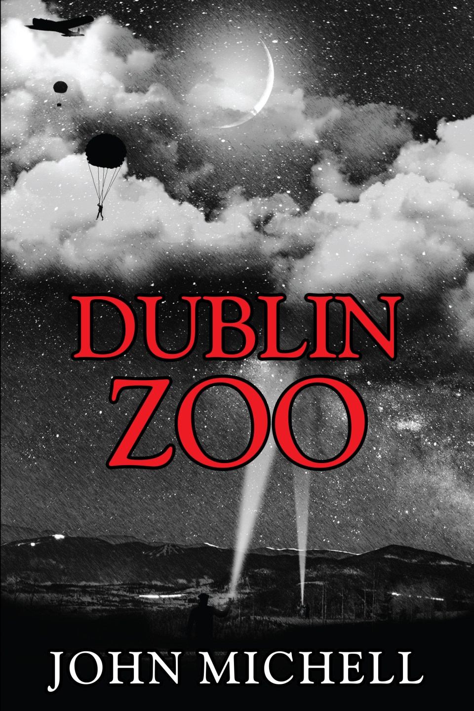 Front Book Cover- Dublin Zoo