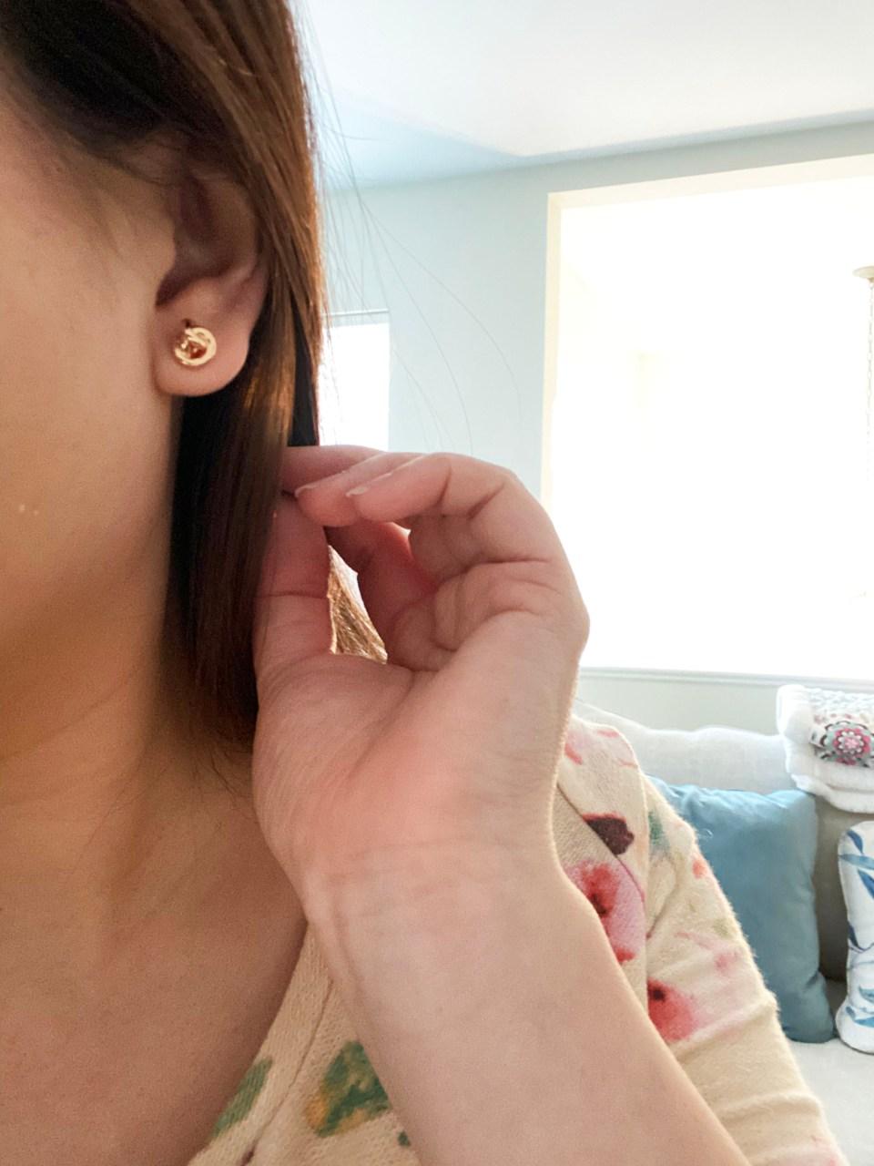 Love Knot Earrings 5
