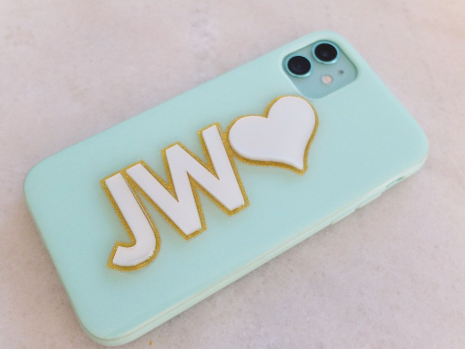 Baublebar x OMC Personalized Case