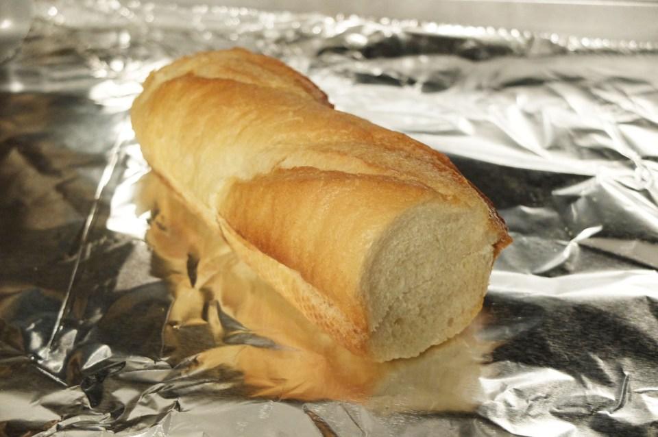 Spicy Cheesy Bread