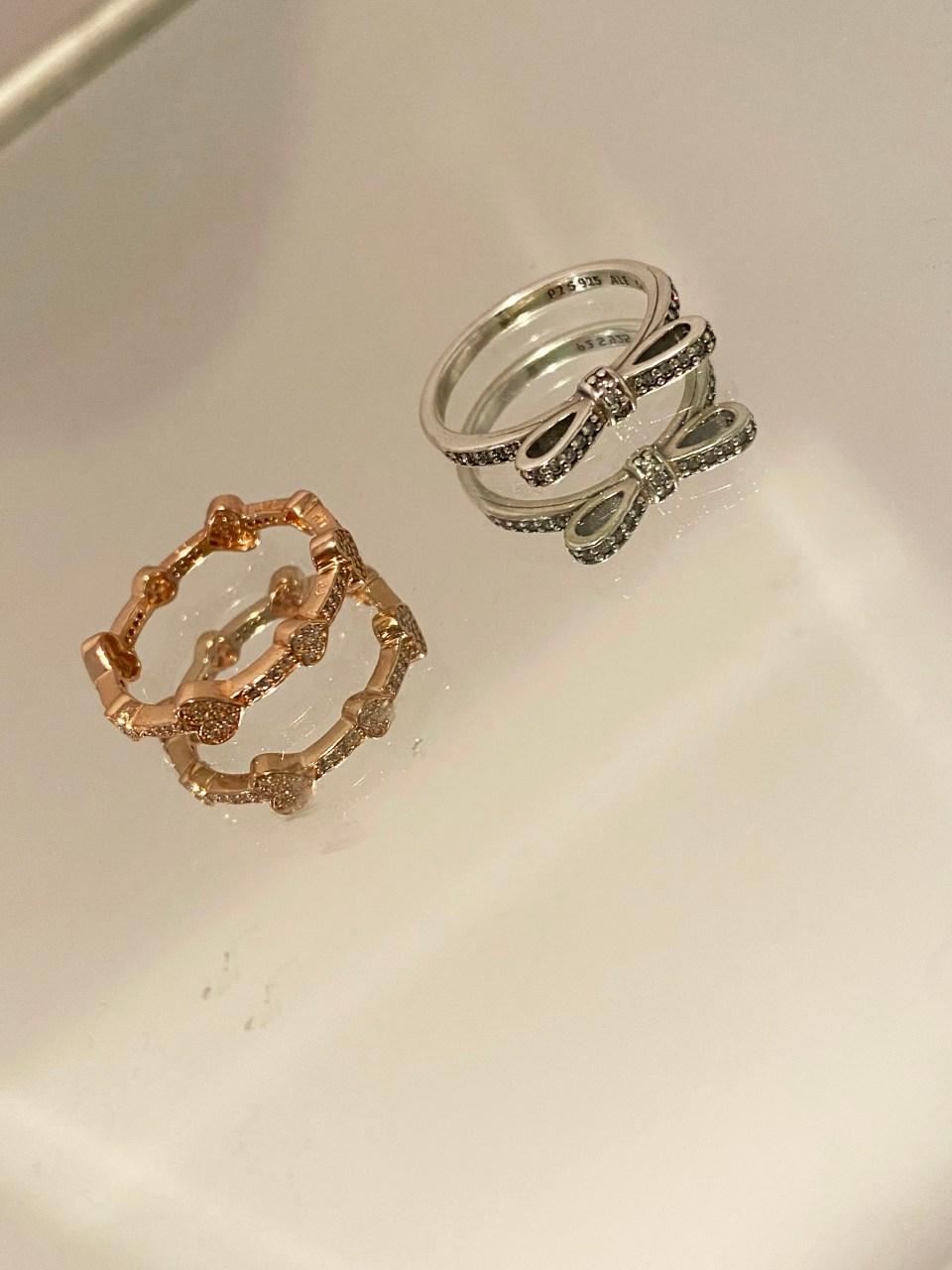 Pandora Rings 3