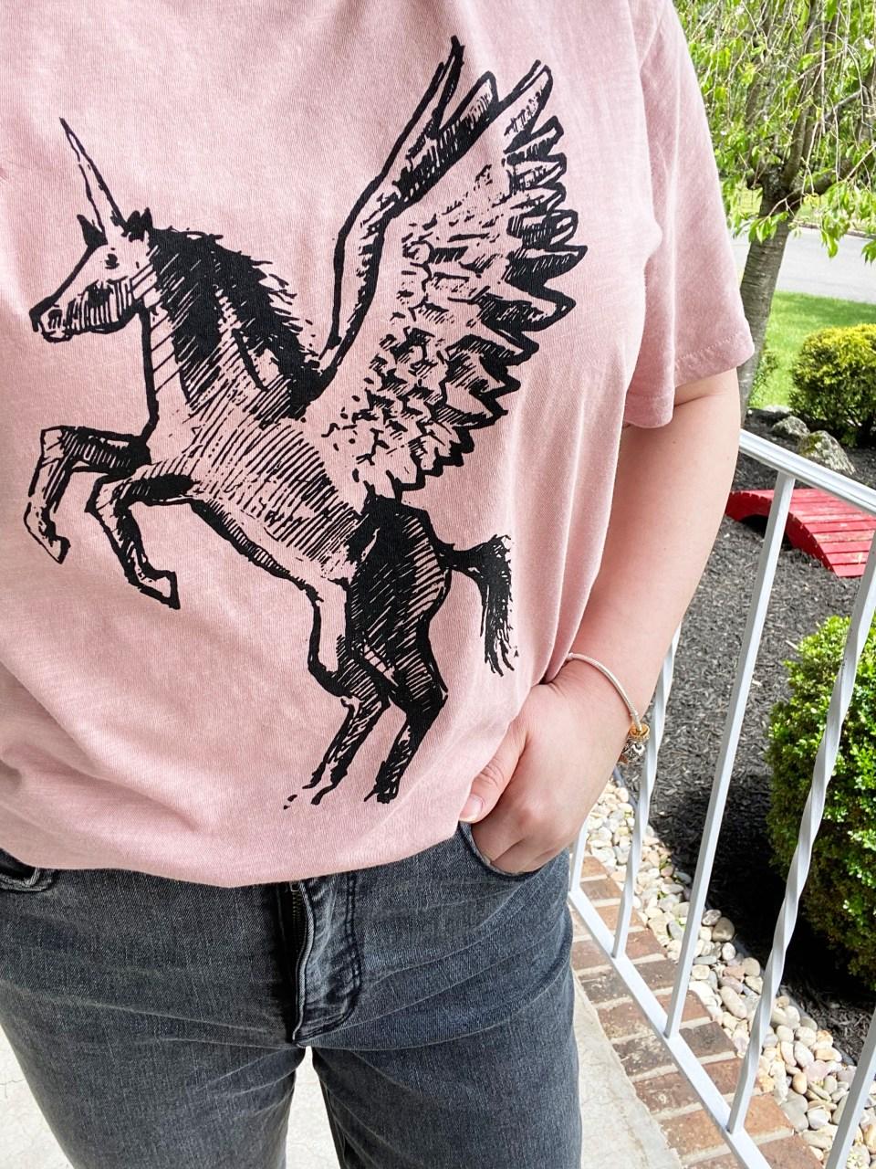 Pegasus Tee 14