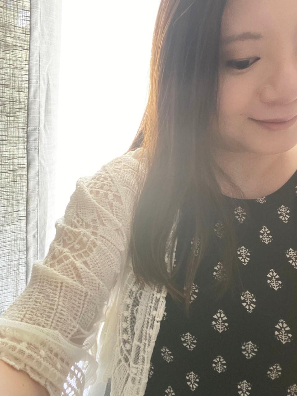 Swing Dress + Lace Kimono 12