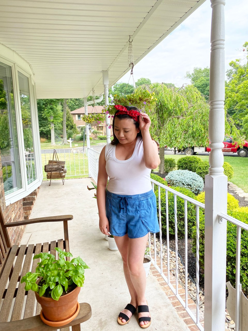 Casual Red White & Blue 1