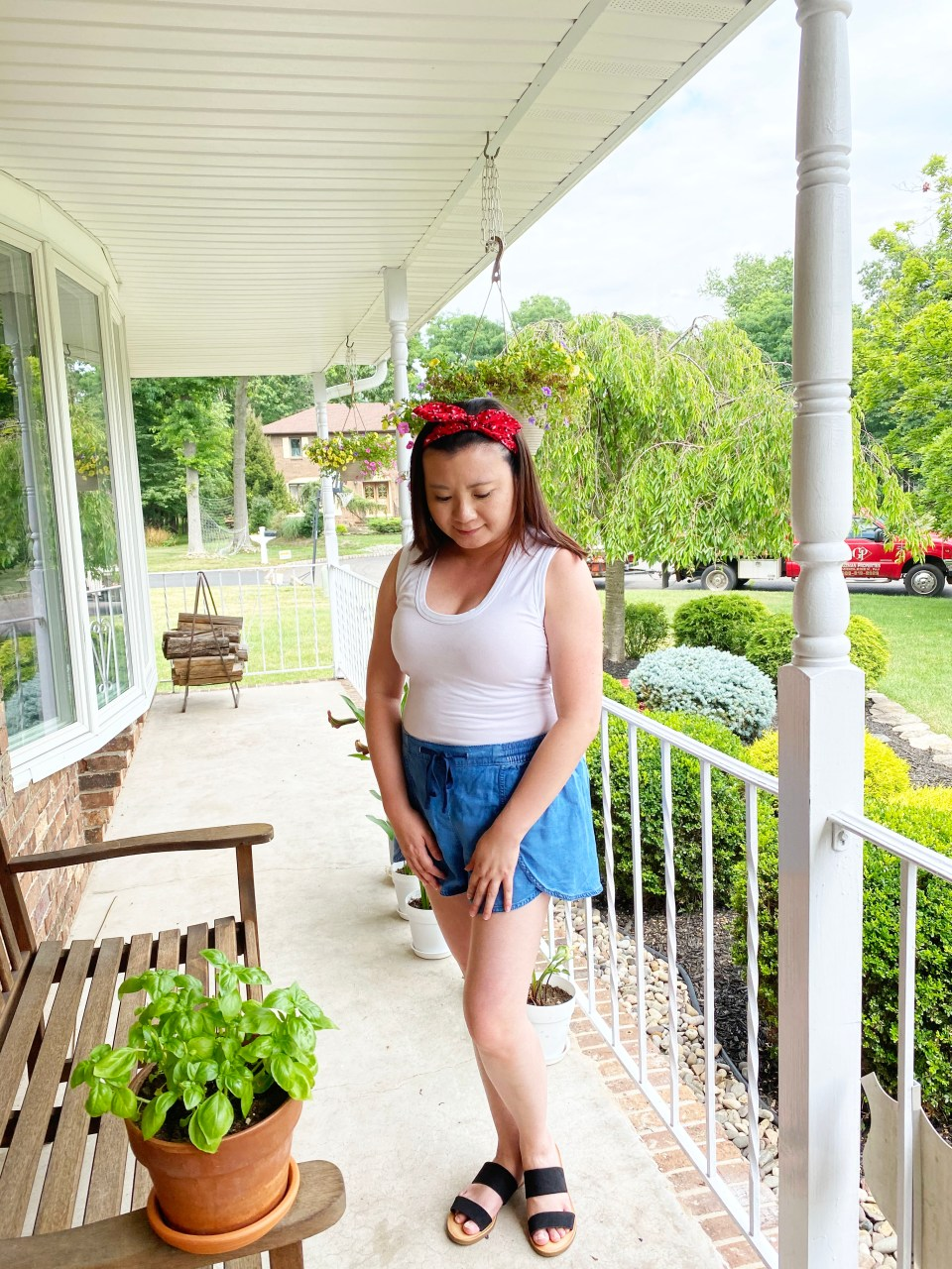 Casual Red White & Blue 2