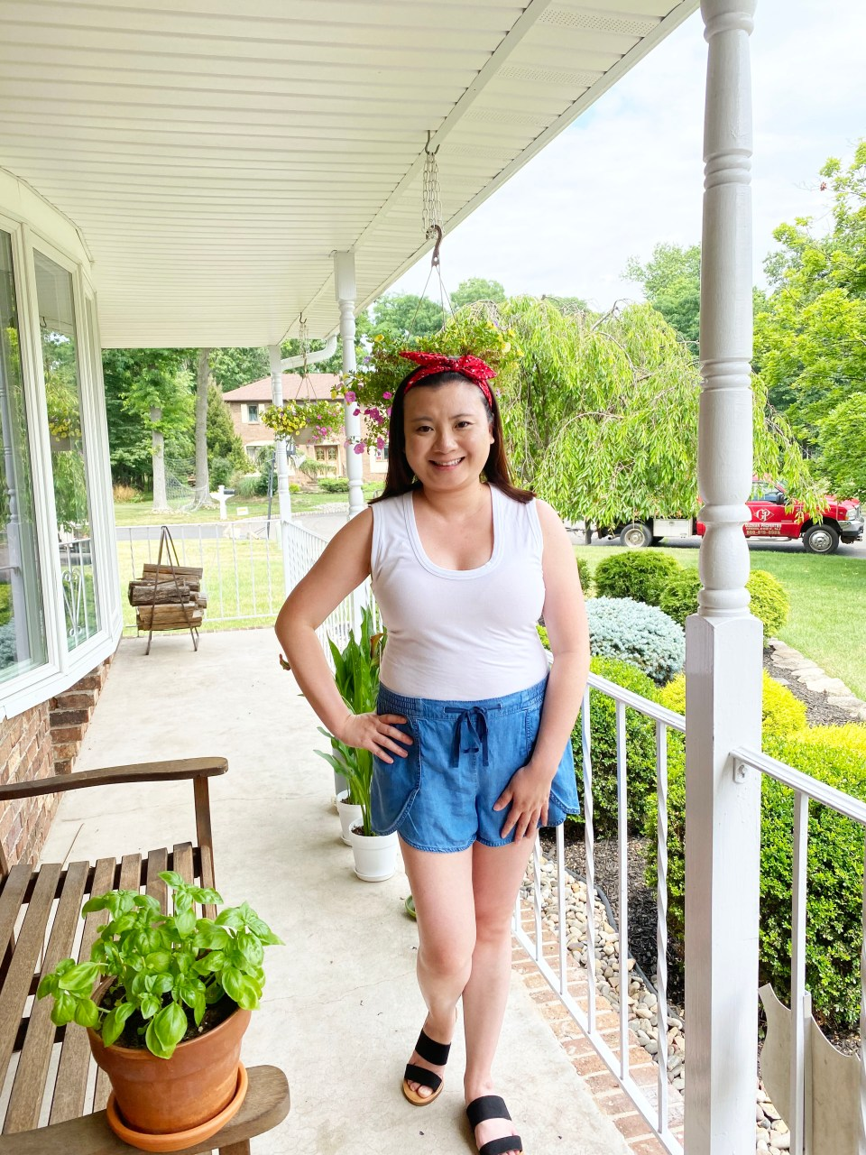 Casual Red White & Blue 4