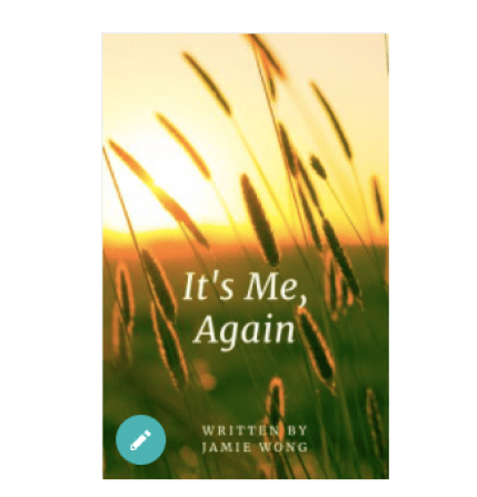 It's Me Again - Cover
