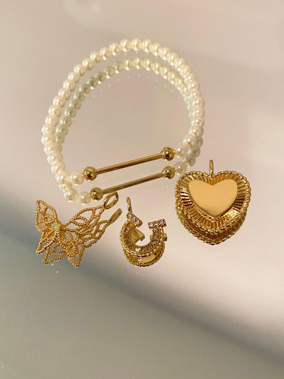 BaubleBar Bar Bracelet