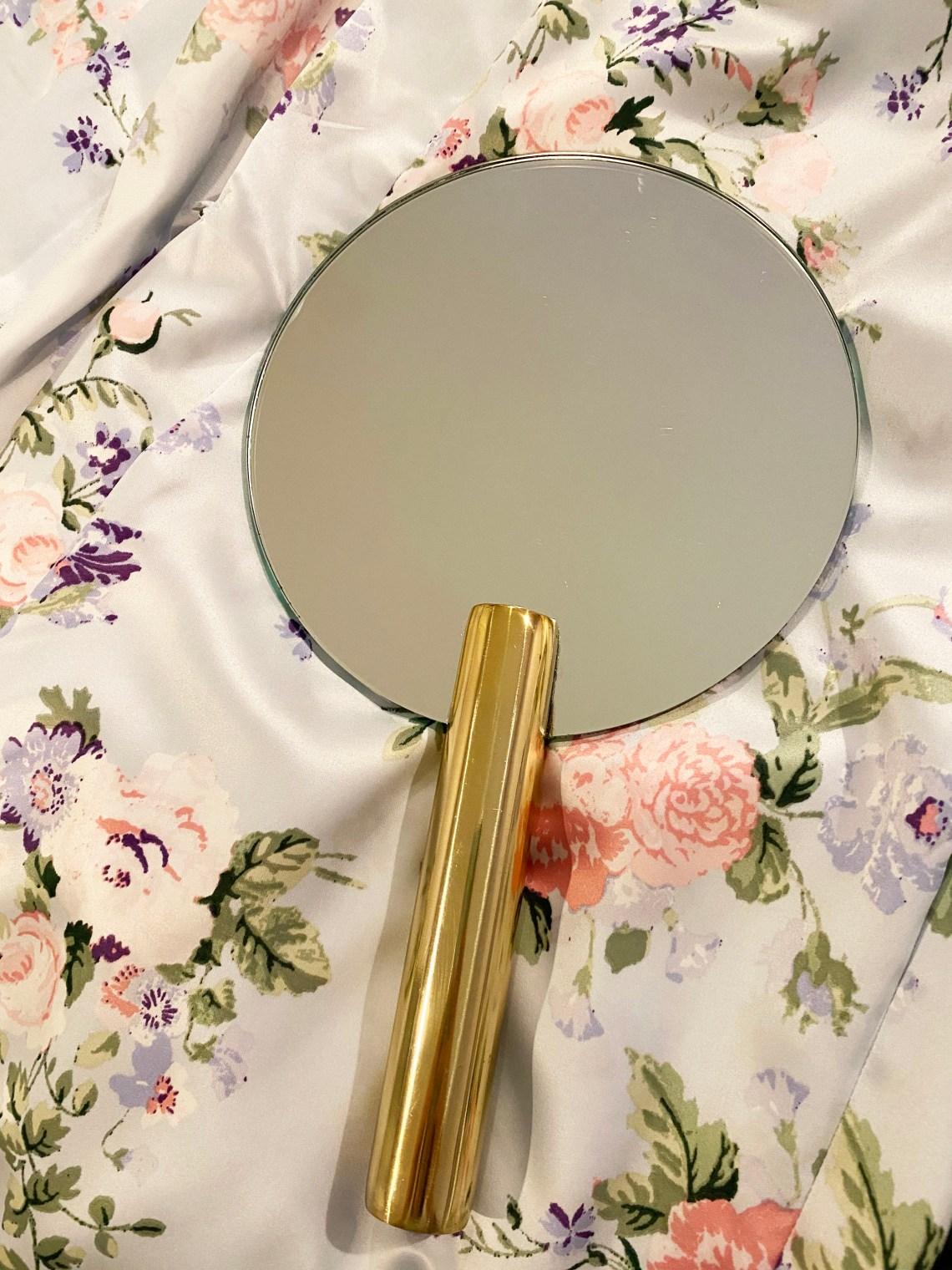 Anthropologie-Hand-Mirror