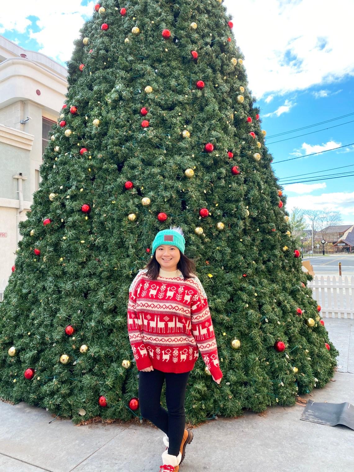 Llama-Christmas-Sweater