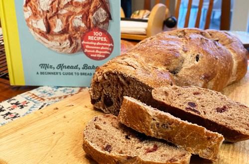 Cinnamon-Cranberry-Bread