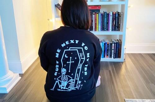 TBR-Sweatshirt