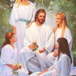 Jesus and Young Women