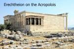 2014 Erechtheion on the Acropolis in Greece 1