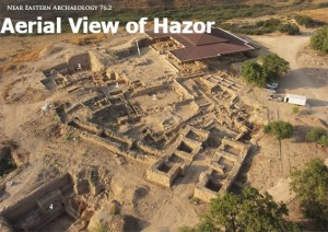 2014 Hazor Arial view of where Joel lived