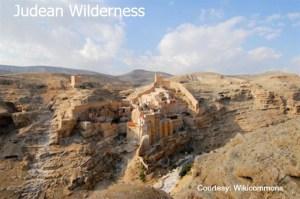 2014 Judean Wilderness