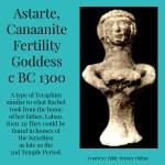 2014 Astarte Canaanite Fertility Goddess