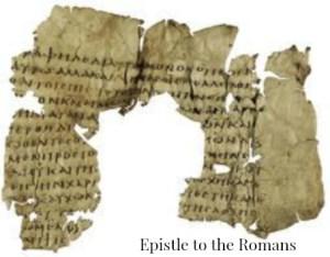 2014 Romans Epistle Written by Paul