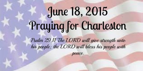 Praying for Charleston