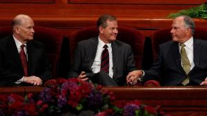 LDS Apostles Named at General Conference