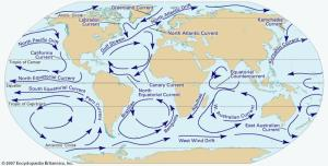 Ocean Currents Brittanica