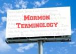 Mormon Terminology2