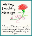 visiting-teaching-message