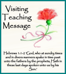 visiting-teaching-message
