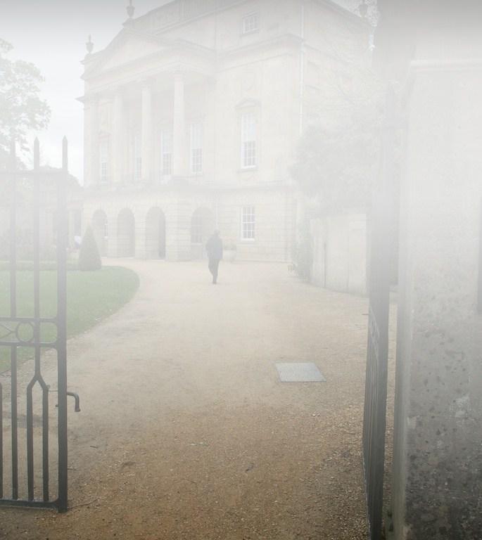 Photoshop Elements mist effect