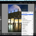 Lightroom Go to Folder in Library