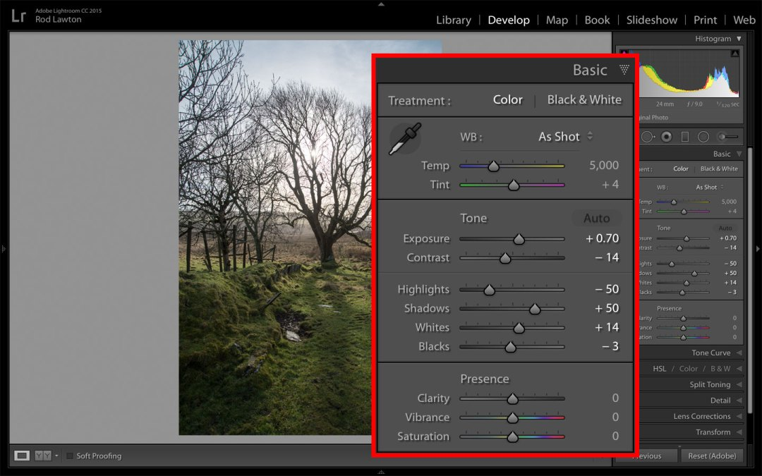 Lightroom HDR with Google Nik HDR Efex Pro