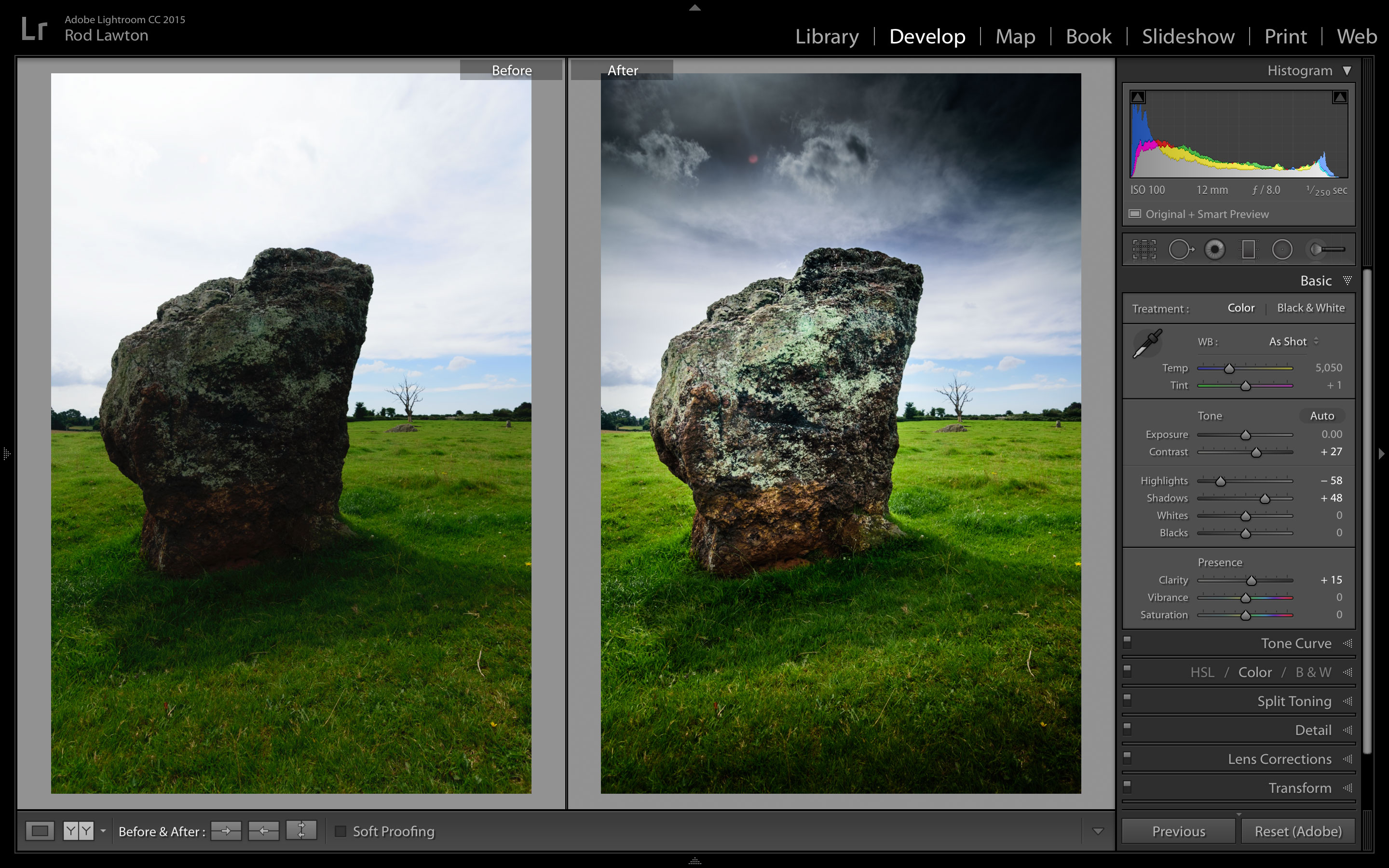 Adobe Lightroom CC review