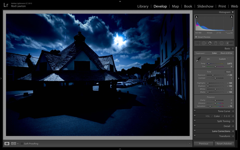 8 free Lightroom presets part 4: 'Moonlite' | Life after Photoshop