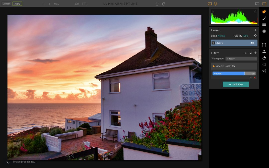 MacPhun Luminar Accent – AI Filter
