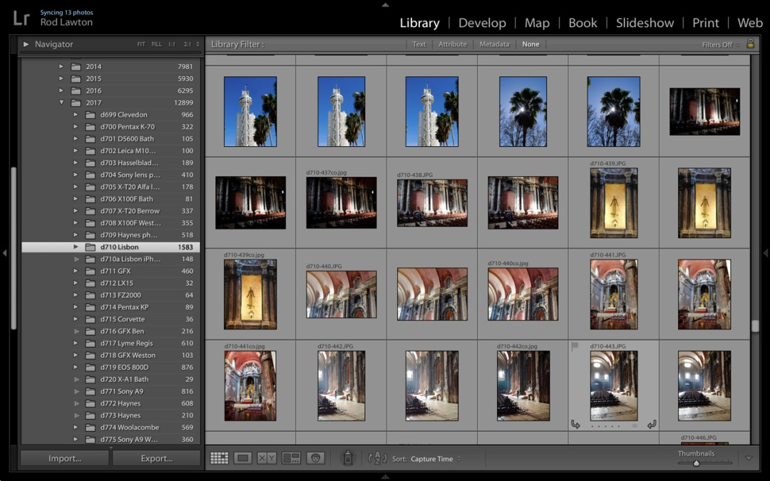 Batch rename in Adobe Bridge