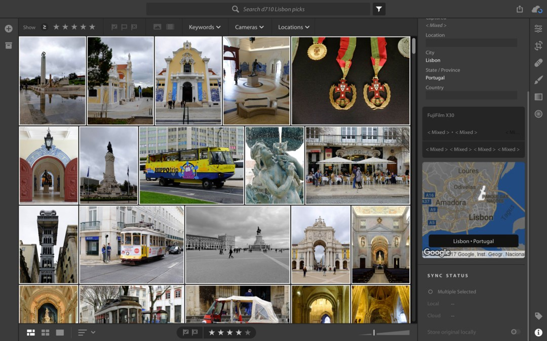 Lightroom CC v1.0 2017 review