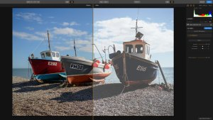 How to use Luminar LUTs