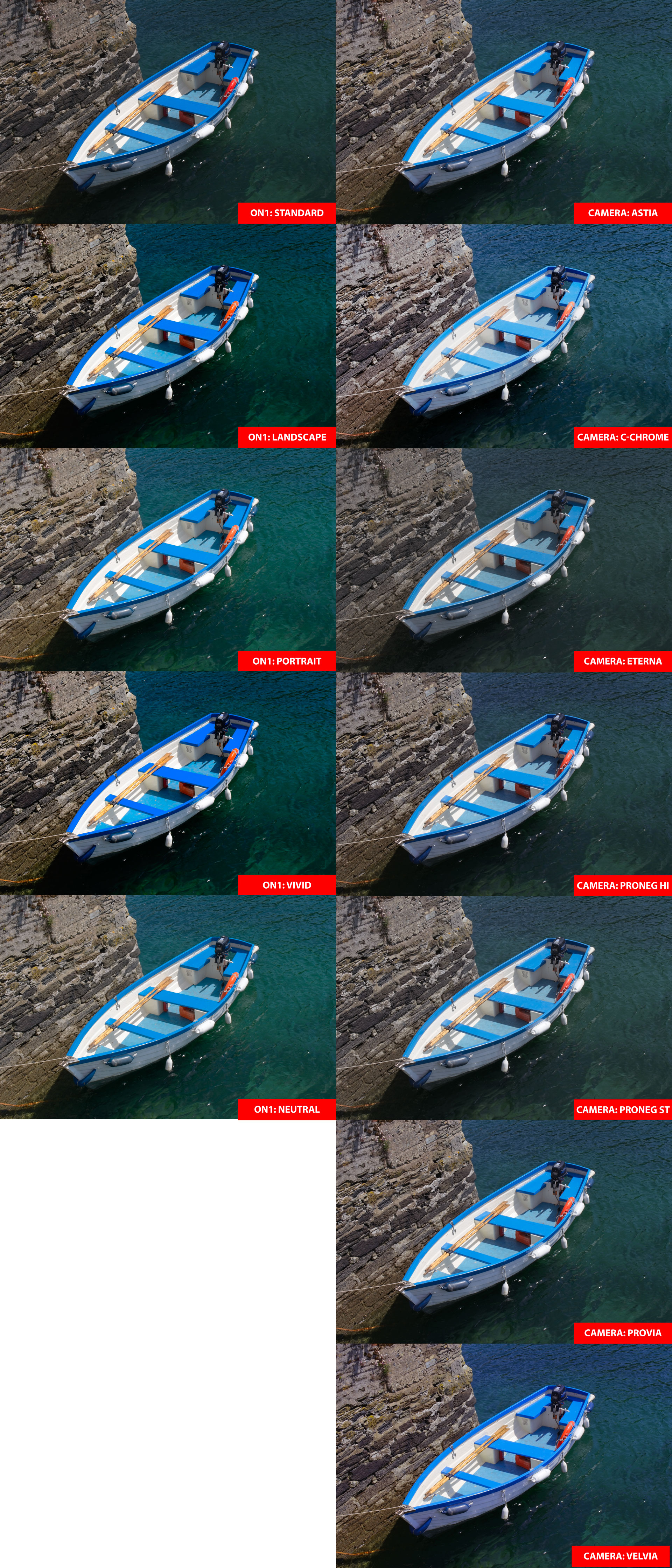 ON1 Photo RAW 2018 5 profiles and how to use them | Life